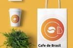 """Фирменный стиль для """"Cafe de Brasile"""""""