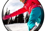 Новость об открытии горнолыжного парка