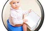 Как быстро приучить ребенка к горшку. 10 простых правил