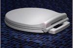 Крышка унитаза с функцией вентилирования запахов(2010г.)