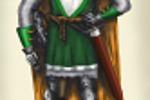 Средневековый Гвардеец