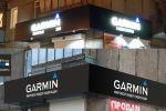 Вывеска для магазина GARMIN