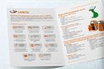 Дизайн презентационного буклета автоматизированных рабочих мест