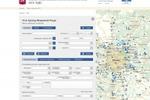 Интерфейс базы данных для Департамента ЖКХ Москвы