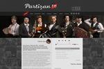 Partizanfm.ru Фолк-группа «Партизан FM» на NetCat