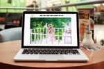Разработка сайта свадебного фотографа