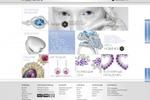 Разработка интернет-магазина Серебряные украшения на 1С-Битрикс