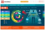 Сайт частной украинской клиники