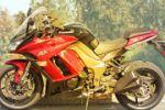 Дизайн сайта Все для мотоциклов