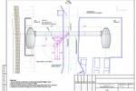 Надземный пешеходный переход План Схема монтажа пролетного строе