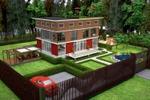 создание дома из контейнеров