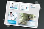 Фирменный стиль для компании Hospitaltechnik