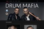 Официальный сайт барабанного шоу DrumMafia