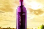 Бутылка и этикетка ,Краснодарское вино.
