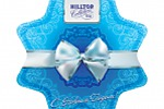 Упаковка подарочного чая Hilltop Снежинка 3