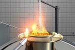 Виртуальная лабораторная работа «Определение температуры вспышки