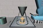 Виртуальная лабораторная работа «Насыпная плотность материала»
