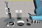 Виртуальная лабораторная работа «Нормальная густота цемента»