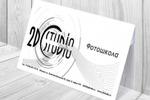 Дизайн конверта для фотошколы