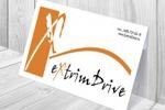 Дизайн конверта для автошколы