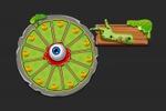 Рулетка для игры.вектор