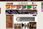 Создание разработка сайта продажи линолеума на 1С-Битрикс