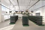 Разработка схемы расстановки и оформление магазина 1200м2.