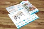 Разработка дизайна буклета для компании Egrovita