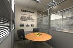 Дизайне интерьера Zeppelin