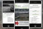 Дизайн мобильного приложения Salkon