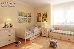 Виз детской для демонстрации мебели от изготовителя