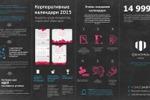 Инфографика для агентства «Феномен-Медиа»