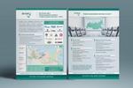 Разработка дизайна листовки для компании Нефтегазовые карты