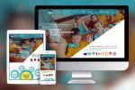 """Сайт компании """"Imaedu"""". Центр развития детей. (2015)"""