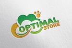 Лого Оптимал сторе