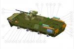 БТР-82А модель 1:43