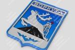Герб города для 3D печати.