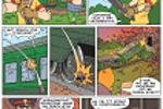 Комиксы для РЖД