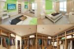 Дизайн квартиры с перепланировкой