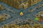 IOS игра DarkSiege в стиле castle-defense (iphone, ipad)