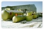Нефтеотделитель (маслобензоуловитель) для ливневой канализации