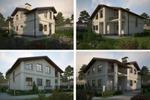 3D фотореалистичное моделирование и визуализация домов