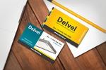 """Визитка для компании """"DelVel"""""""
