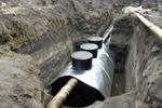 Станция глубокой биологической очистки сточных вод