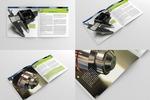 Дизайн и верстка журнала для Панамского Министерства Технологии