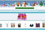Создание новогодней шапки форума