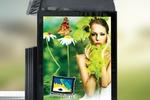 """Рекламный плакат для """"Pacific Impressions"""""""