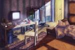 Холостяцкая квартира