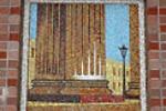 Фасадная мозаика