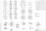 Вышка высотой 30м для антенн м.связи - КМ+КМД+КЖ